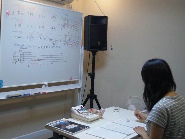 音楽理論・作曲・オンラインレッスン