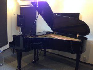 楽器練習室として