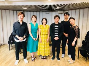 Vocal & Piano Class Summer Concert 2018終わりました!